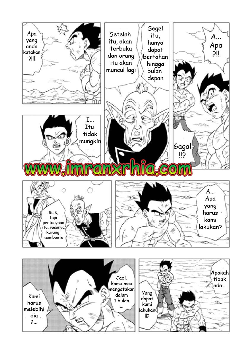komik dragon ball af imranxrhia