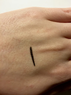 Kat Von D Tattoo Liner in Trooper swatch