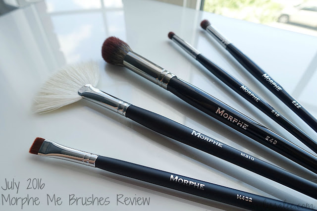 july morphe me brushes, july 2016 morphe me brushes, morphe brushes, morphe me brushes, morphe me subscription review