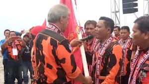 Lantik MPC PP Samosir, Kodrat Shah Nyatakan Dukung Pencalonan Rapidin Simbolon