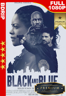 Black and Blue (2019) BDRip Latino H265 10Bits Luiyi21