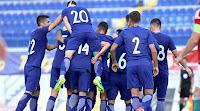 Νίκη με 3-1 της εθνικής Ελπίδων επί της Ουγγαρίας στο γήπεδο Περιστερίου