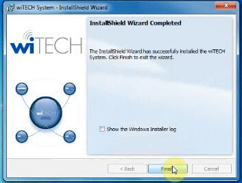 wiTech-17.04.27-install-11 How to set up wiTech MicroPod II V17.04.27 on Windows 7 Drivers Software