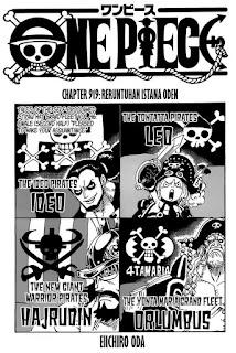 Update! Baca Manga One Piece Chapter 919 Full Sub Indo