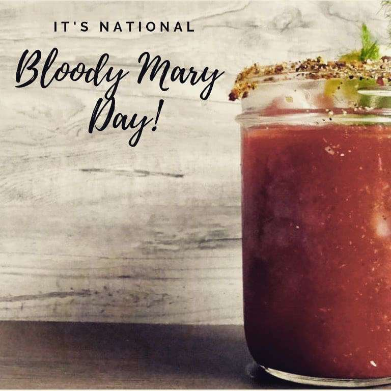 National Bloody Mary Day Wishes Lovely Pics