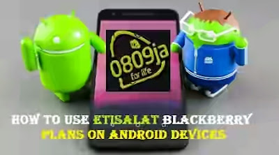 Etisalat BIS on Android