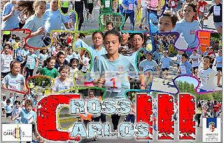 cross carlos III Aranjuez