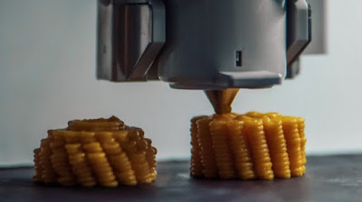 3D Food Printing: Would It Change What We Eat in the Future?