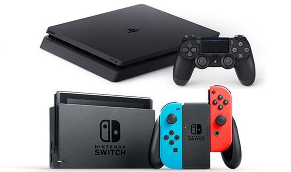 جهاز نينتندو سويتش يحقق ضعف مبيعات PS4 في اليابان