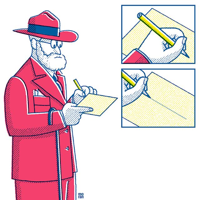 ilustracion dibujo marcos moran illustration drawing comic