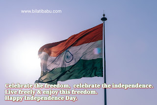 Happy Independence Day India Status for Facebook messenger WhatsApp