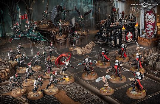 Misiones de Torneo en Warhammer 40,000: cambios en el juego competitivo