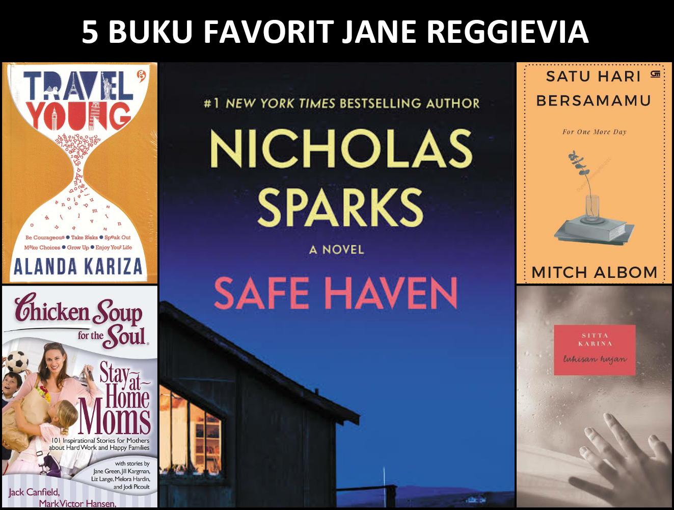 Menulis Biografi Public Figure dan Buku yang Mengubah Hidup (Bersama Jane Reggievia)