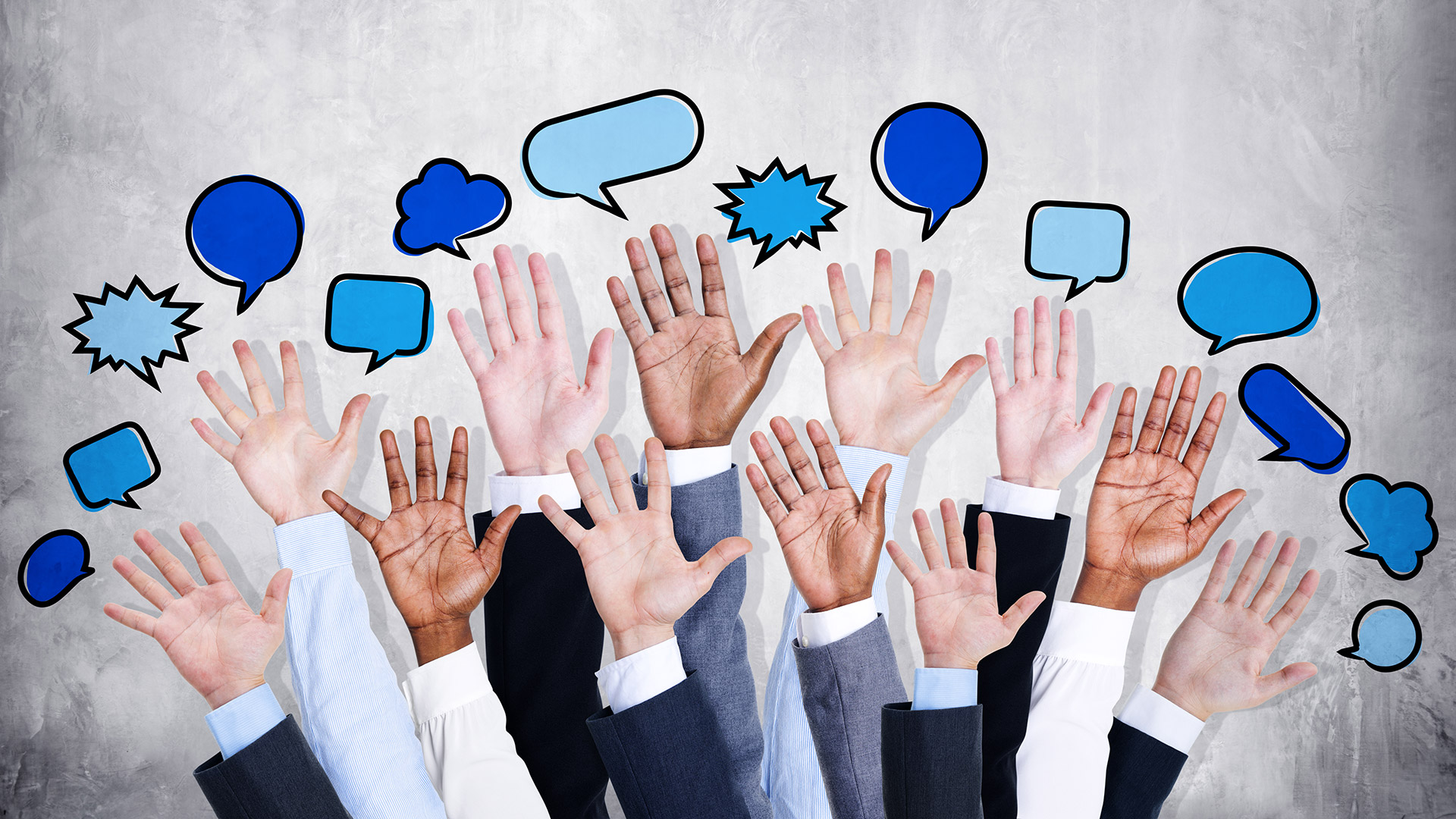 Engage with your audience, and find out what they need