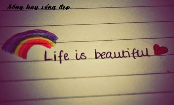 Sống hay sống đẹp