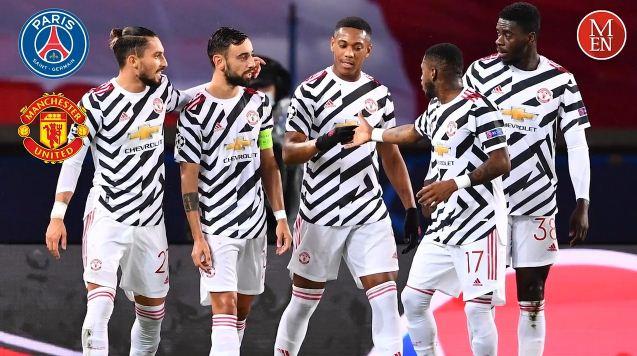 Paris Saint Germain vs Manchester United – Highlights