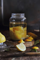 Limones encurtidos{Hamad Mraquade}