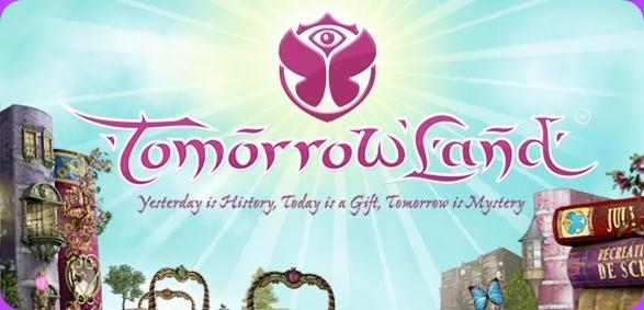 Tomorrowworld Eslogan