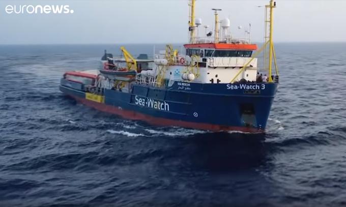 Fermo amministrativo per la nave ong Sea Watch 3
