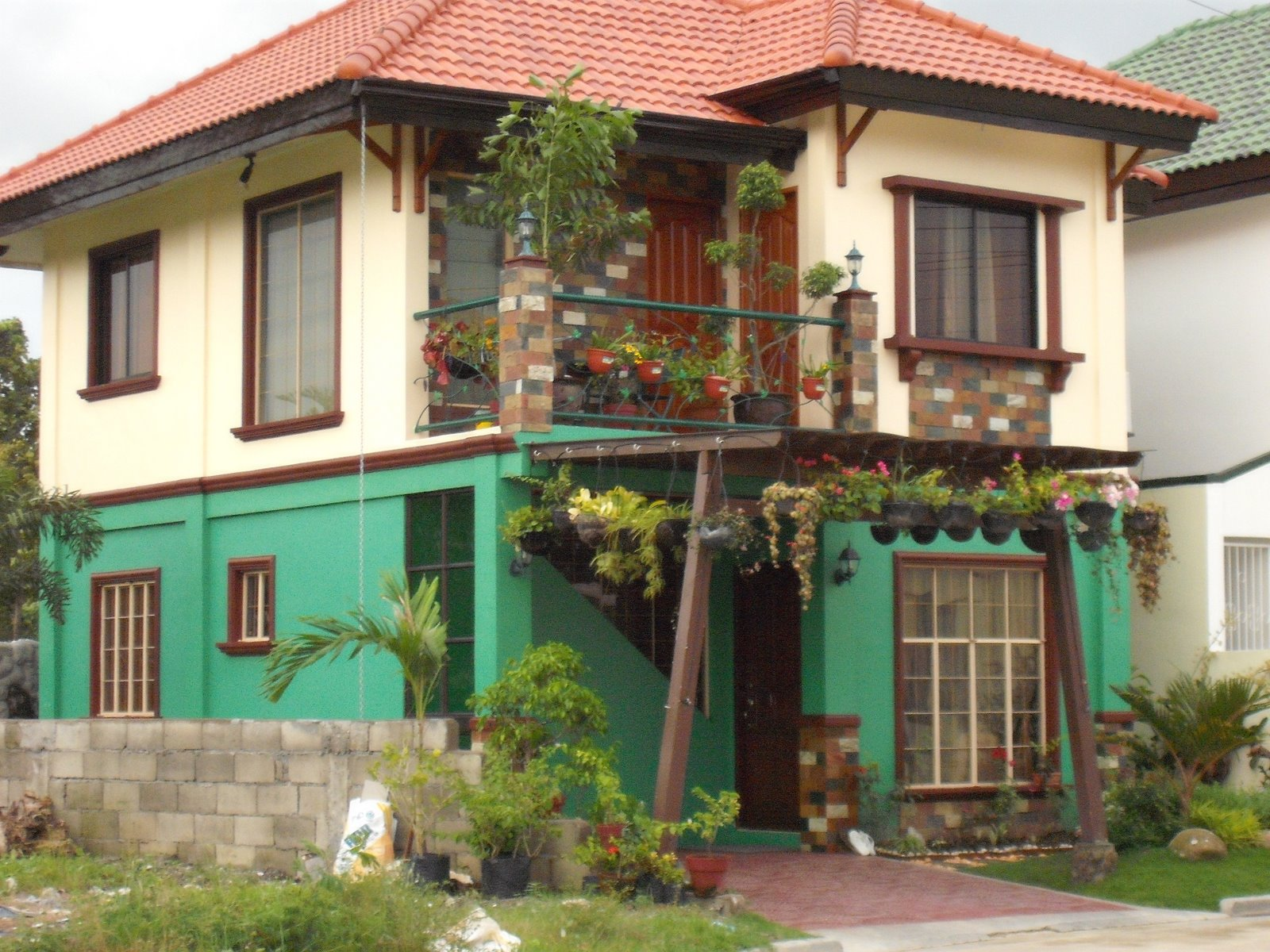 Royal Home Designs: Custom Home Designs Of Royal Residence Iloilo By Pansol