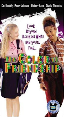 The Color of Friendship Poster