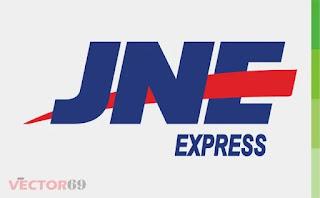 Logo JNE Express - Download Vector File CDR (CorelDraw)