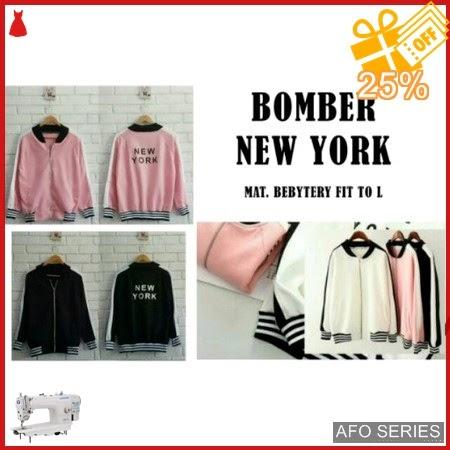 AFO395 Model Fashion Bomber New York Modis Murah BMGShop