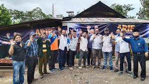 Sejumlah Kader PDIP dan PKS di Pesibar Dukung Agus Istiqlal