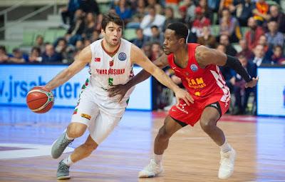 FIBA Basketball Champions League | UCAM Murcia - Pınar Karşıyaka