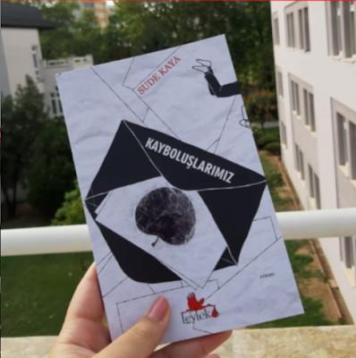 Sude Kaya, Kayboluşlarımız, Kırmızı Leylek Yayınları