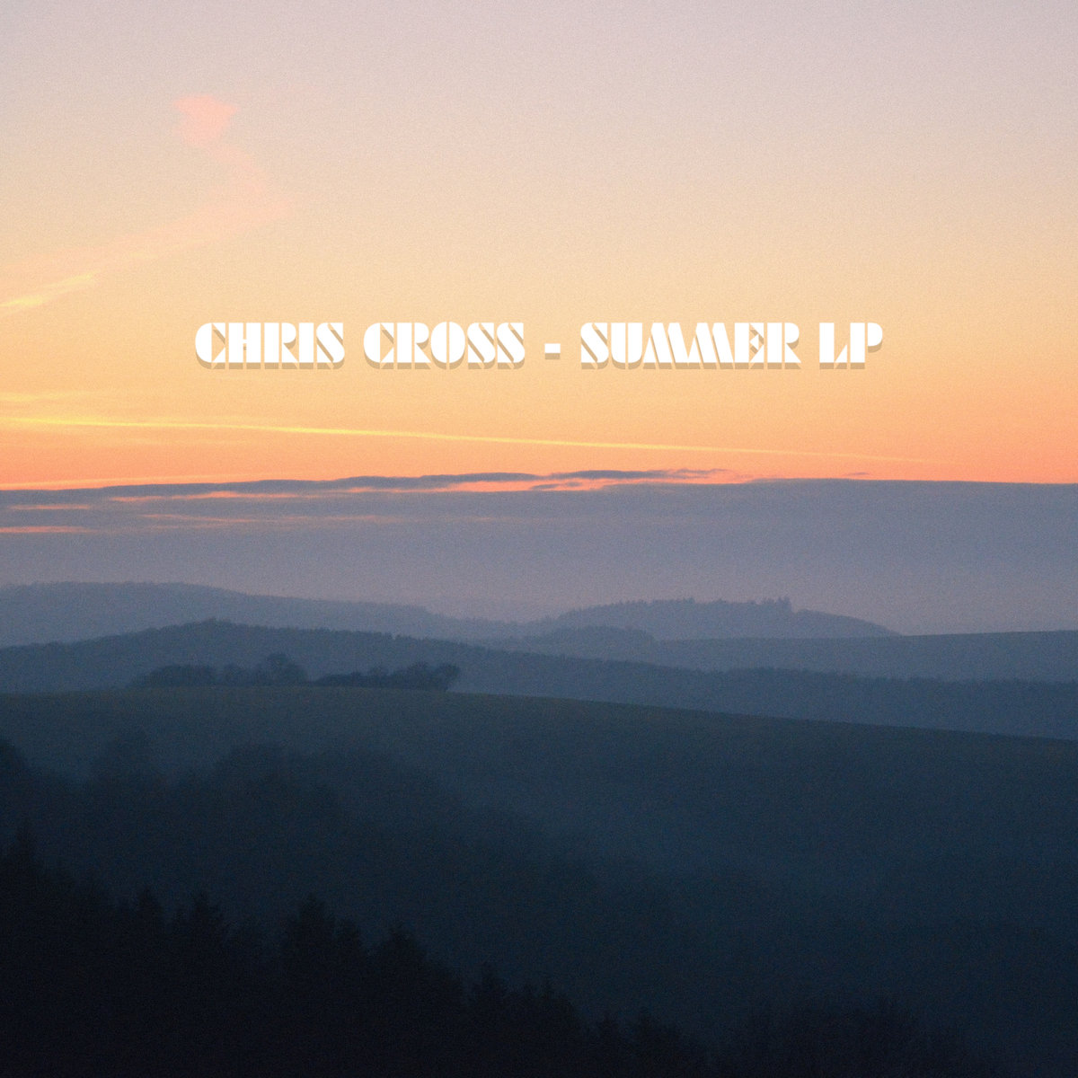 Die Summer LP von Chris Cross im Full Album Stream | Summervibes Galore