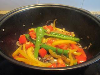 receta, cocina, arroz caldoso, pollo, arroz caldoso con pollo, blog de cocina, solo yo, blog solo yo,