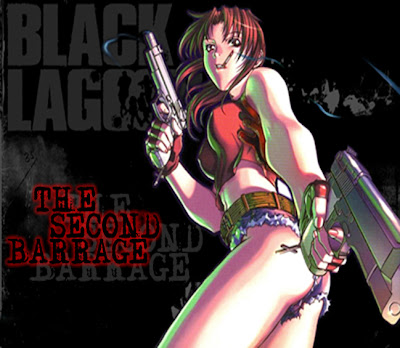 Black Lagoon: The Second Barrage - Temporada 2