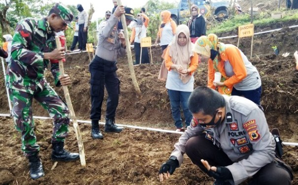 Desa Bontomarannu Selayar Ditetapkan Sebagai Desa Tangguh Nusantara