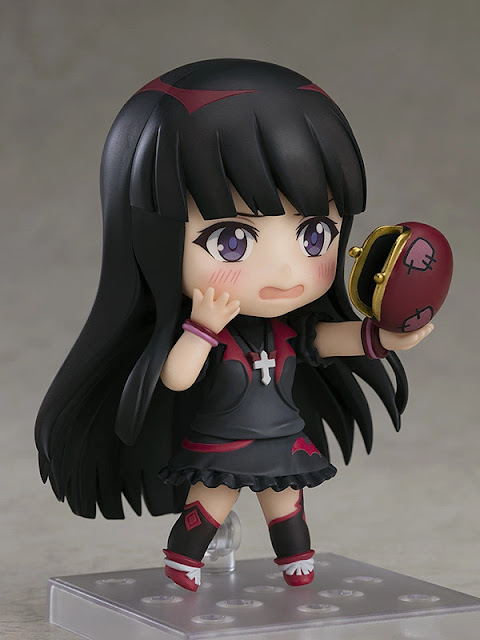 Figuras: Nendoroid de la vampira Vivian de Journal of the Mysterious Creatures - Good Smile Company