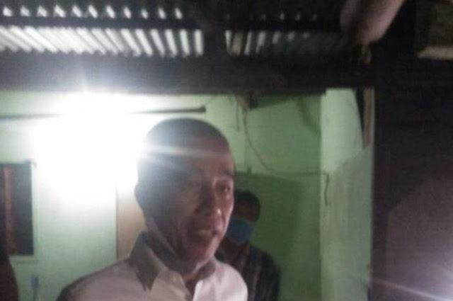 Pintunya Diketuk Malam Hari, Marbot Masjid Gemetaran Lihat Presiden Jokowi