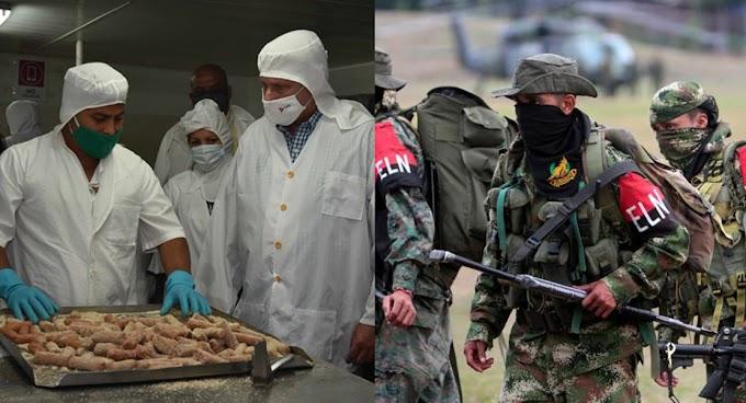 ELN de Colombia también quiere croquetas explosivas cubanas