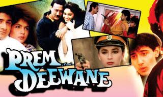 Prem Deewane 1992