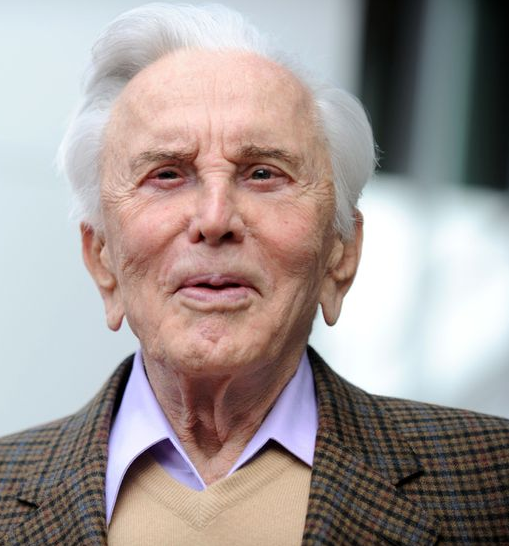 Hollywood legend and Spartacus star Kirk Douglas dead at 103