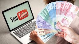 Cara benar mendapatkan uang dari youtube
