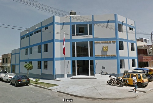 Comisaria PNP Bellavista de Trujillo