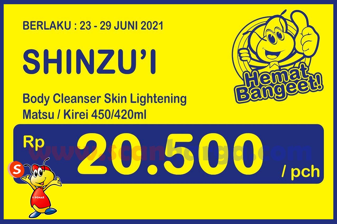 Promo Indomaret Heboh 23 - 29 Juni 2021 Harga Murah