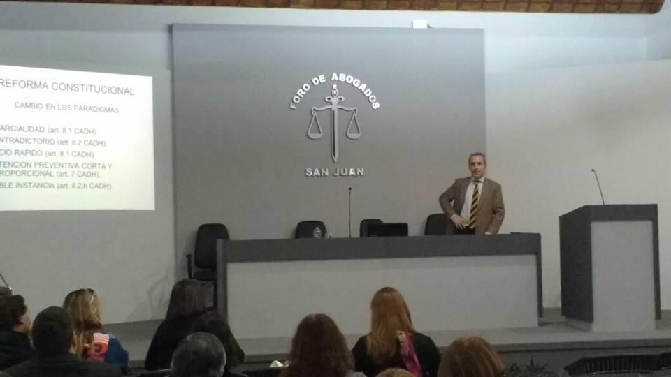 Segundo Módulo del Curso Intensivo en Litigación Oral