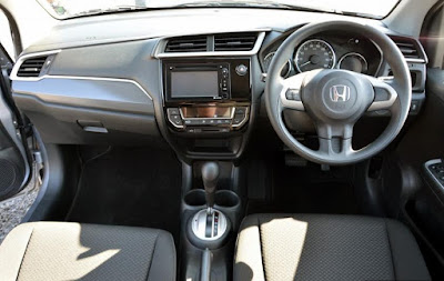 Spesifikasi dan Harga Honda BR-V 2 Interior