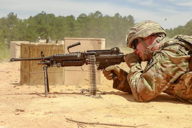 Quân đội Hoa Kỳ Tìm Mua Bổ Sung Vũ Khí Tự Động M249 Squad