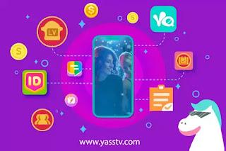 طريقة الدخول مخفي برومات يلا لايف / Incognito in the applicatio of Yalla Chat