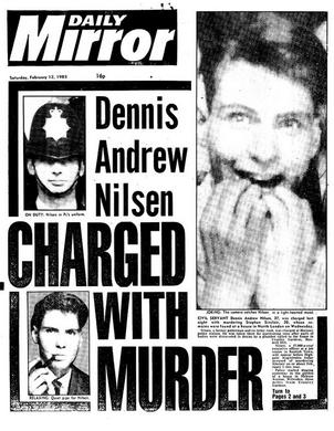 dennis nilsen homoseks yang membunuh para korbannya