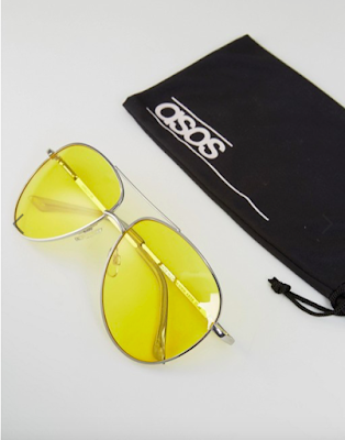 Yellow Sunglasses