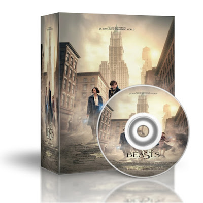 Fantastic Beasts And Where to Find (Animales Fantásticos y Dónde Encontrarlos) 2016 Hd-BluRay-Mp4-1080p-Español y Ingles