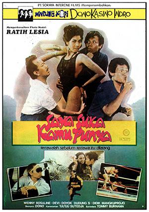 Download Film Warkop DKI: Saya Suka Kamu Punya (1987) Full Movie